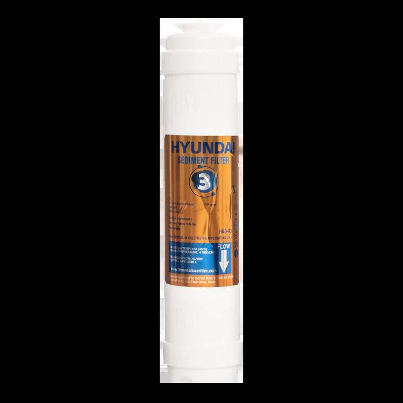 Hyundai – Sediment 1 Micron Filtre
